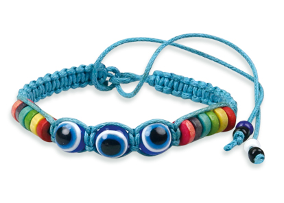 Lot de 12 bracelets surfeur