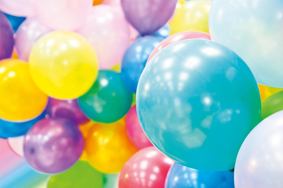 Sachet De 100 Ballons De Baudruche Compatible Hélium