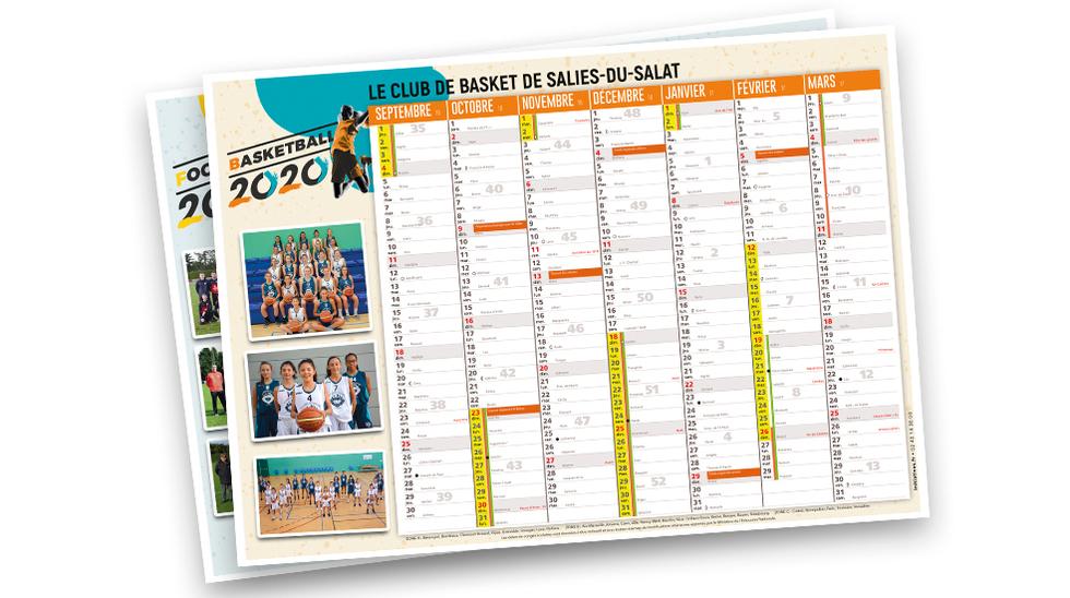Calendrier Sport 2020.Calendrier 2020 Agenda Photos Sport Initiatives Sport