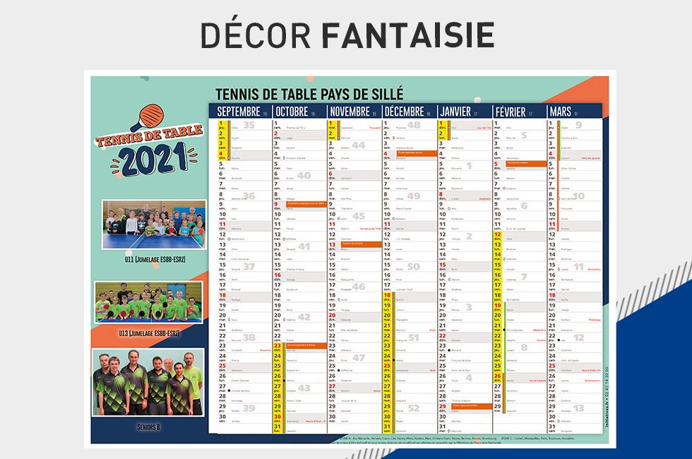 Calendrier 2021 Sport Calendrier 2021 agenda photos Sport   Initiatives Sport
