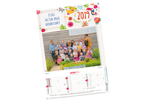 Calendrier photo classe éph. agr. 2019