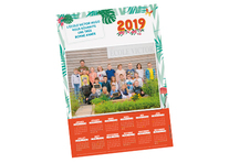 Calendrier photo classe éph. imp. 2019