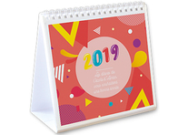 Calendrier photos chevalet école 2019