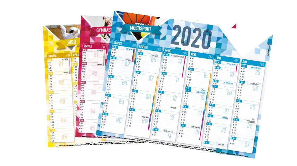 Calendrier Sport 2020.Calendrier Sport 2020 Initiatives Sport