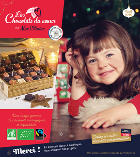 Catalogue Chocolats