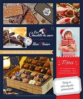 Catalogue Saveurs Chocolats
