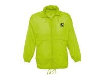 Coupe-Vent LIME FLUO