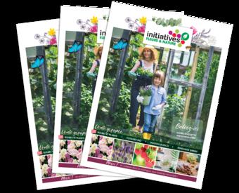 Des catalogues à distribuer aux familles