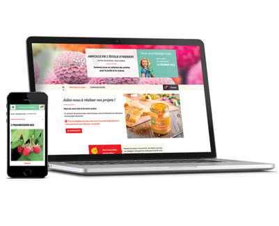 Les codes d'accès à votre boutique en ligne personnalisée