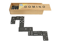 Lot de 12 jeux de domino