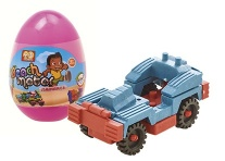 Lot de 16 oeufs surprise tracteur