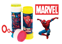 Lot de 36 bulles de savon Spiderman