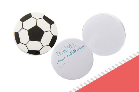 Lot de 48 carnets ballon de foot 2