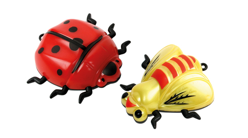 Lot de 48 insectes rétrofriction