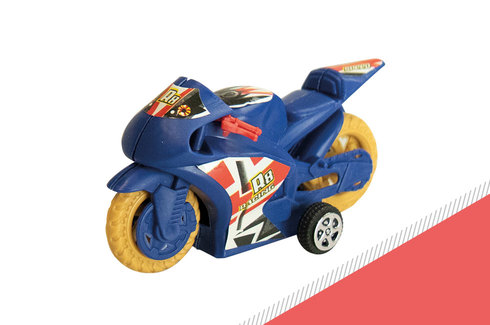Lot de 48 motos de course rétrofriction 2