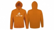 Sweat orange