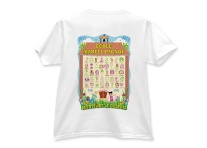 Tee-shirt dessins d'enfants