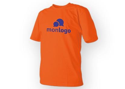 a2624938664dd Tee shirt respirant VERT ANIS fluo - Initiatives Sport