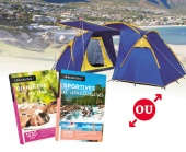 Tente 4 places OU Coffret Wonderbox